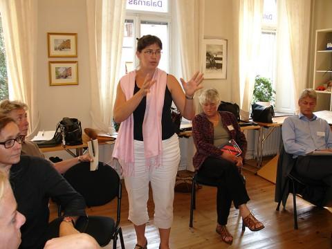 AF 2007 - Lena Sobel i fokus