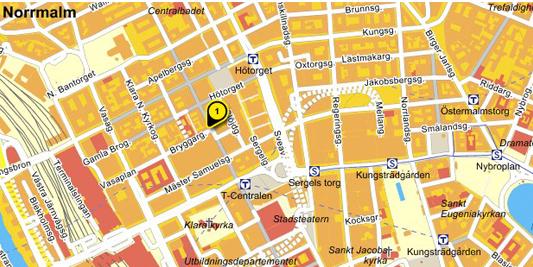 karta pendeltåg