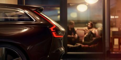 Pressbild från Volvo